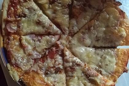 Schneller Pizzateig 8