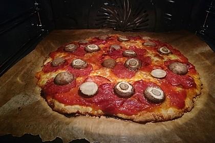 Schneller Pizzateig 15