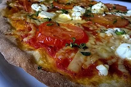 Schneller Pizzateig 2