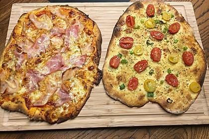Schneller Pizzateig 5