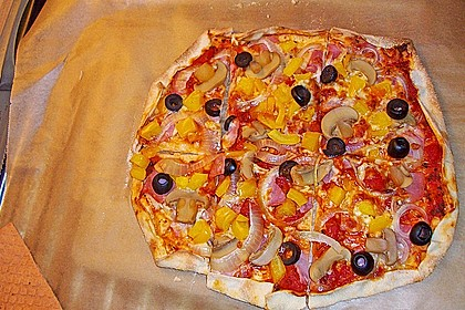 Pizzateig 64