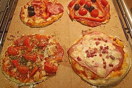 Pizzateig 80