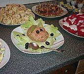 Party - Mettigel (Bild)