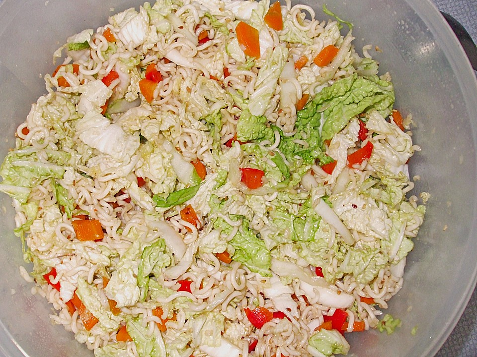 Yum Yum - Salat von leckermäulchen22 | Chefkoch.de