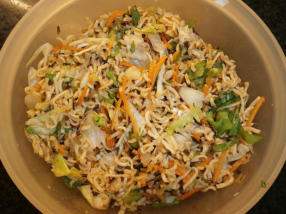 Rezepte chinesisch salat