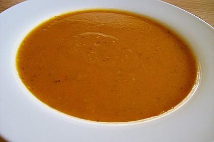 Gemüsesuppe mit Pfiff 1