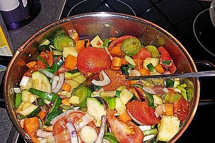 Gemüsesuppe mit Pfiff 3