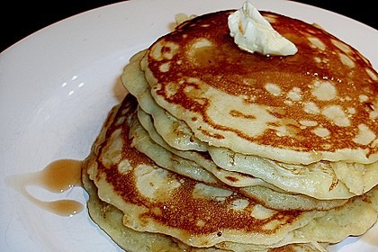 Fluffy Pancakes 1