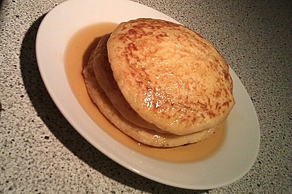 Fluffy Pancakes 4
