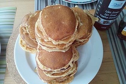 Fluffy Pancakes 16