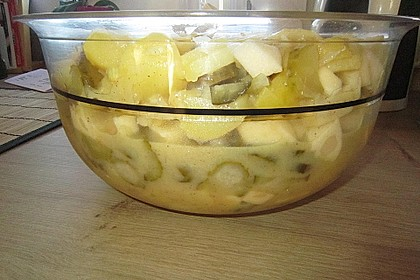 Omas echter Berliner Kartoffelsalat 101