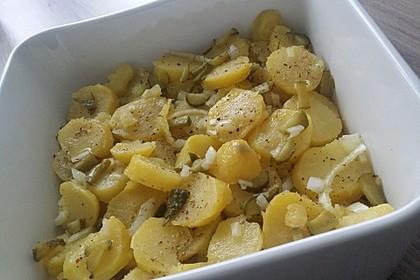 Omas echter Berliner Kartoffelsalat 12