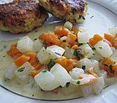 Karotten - Kohlrabi - Gemüse