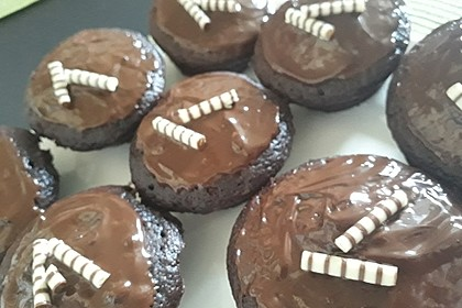 Schoko - Frischkäse Muffins 28