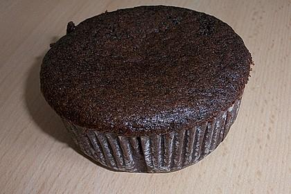 Schoko - Frischkäse Muffins 21