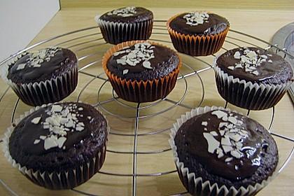 Schoko - Frischkäse Muffins 36