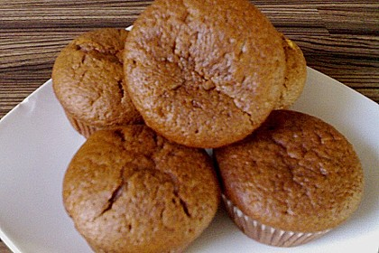 Schoko - Frischkäse Muffins 42