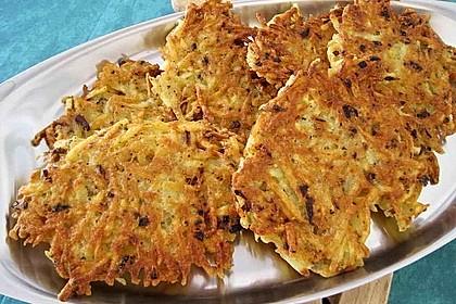 Kartoffelpuffer - Reibekuchen aus dem Hinterland 1