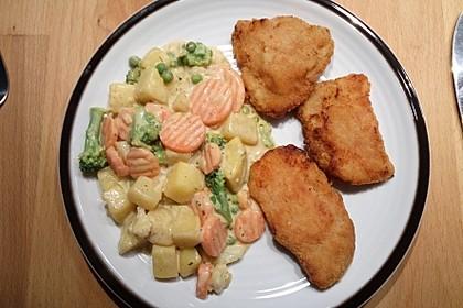 Kartoffel - Gemüse - Pfanne 10