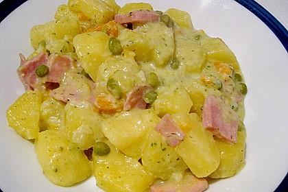 Kartoffel - Gemüse - Pfanne 9