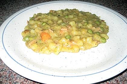 Kartoffel - Gemüse - Pfanne 18