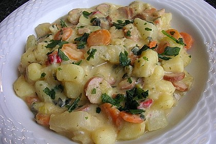 Kartoffel - Gemüse - Pfanne 5