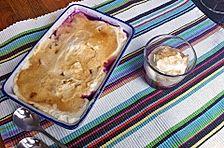 Fruchtige Mascarpone - Joghurt - Nachspeise