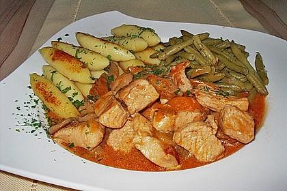 Puten - Hühner - Gulasch 2