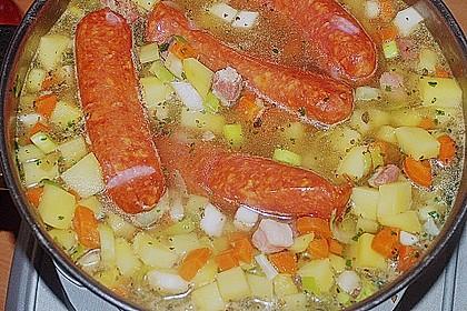 Kartoffelsuppe 1
