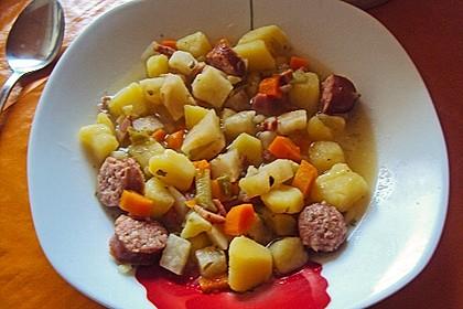 Kartoffelsuppe 3