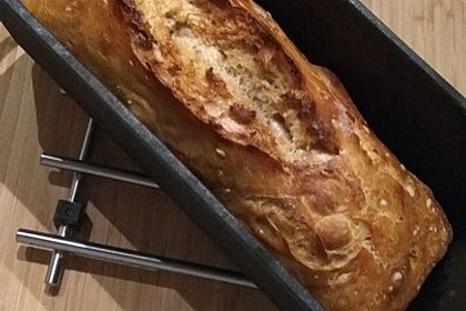 No Knead Bread 123