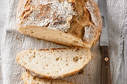 No Knead Bread 9