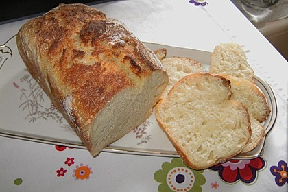 No Knead Bread 50