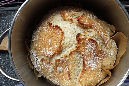 No Knead Bread 6