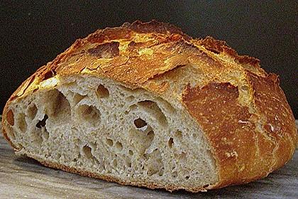 No Knead Bread 16