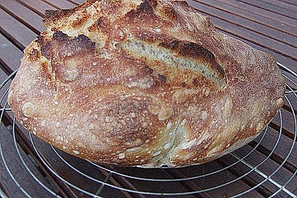 No Knead Bread 124
