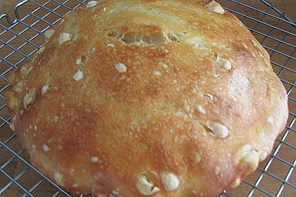 No Knead Bread 210