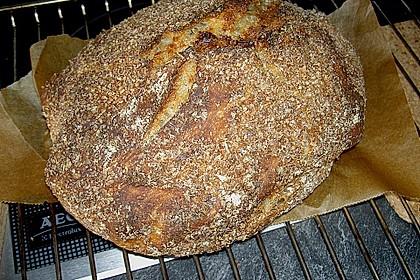 No Knead Bread 98