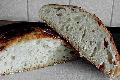 No Knead Bread 240