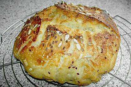 No Knead Bread 84