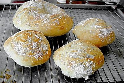 No Knead Bread 186