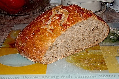 No Knead Bread 98