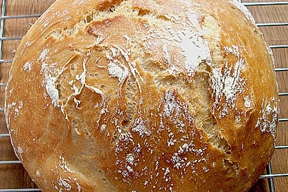 No Knead Bread 9