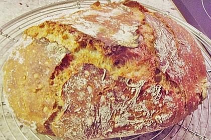 No Knead Bread 128