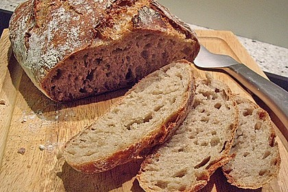 No Knead Bread 37