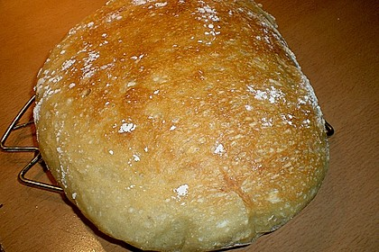 No Knead Bread 88