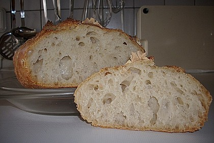 No Knead Bread 18