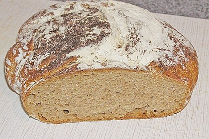 No Knead Bread 162