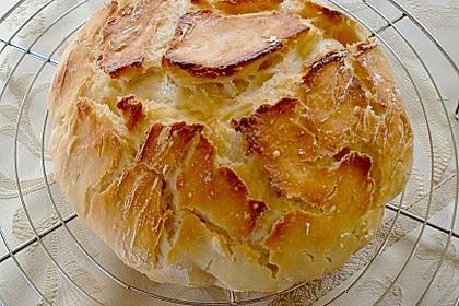 No Knead Bread 27