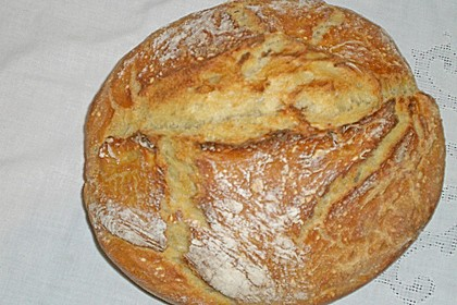No Knead Bread 176